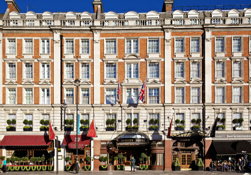 Afternoon Tea at The Rubens at The Palace | Best Afternoon Tea London | UK Guide