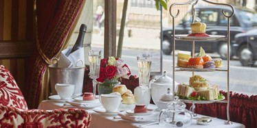 Royal Afternoon Tea at Rubens at The Palace | Best Afternoon Tea London | UK Guide